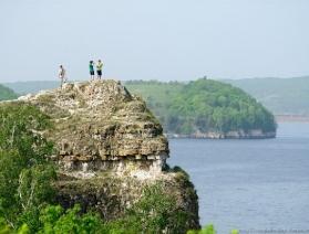 Сотрудники национального парка