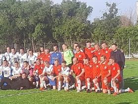 Победила дружба. Команда правительства Ульяновской области сыграла в футбол со сборной Совфеда